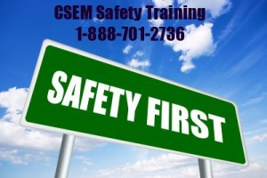 implementing a safety program