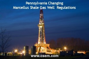 "PA Passes Act 13 to Deal With Marcellus Shale Hydraulic ""Fracking"""